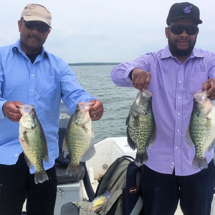 Crappie Fishing Lake Ray Roberts | Lake Ray Roberts Crappie Fishing Guides