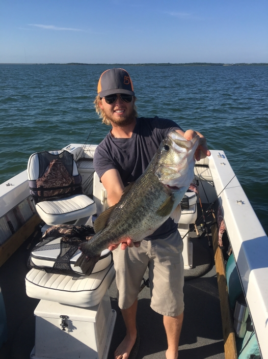 Lake Ray Roberts Bass Fishing Guides