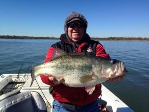 Lake Ray Roberts Bass Fishing Guides